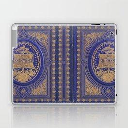 The Shipwreck Book Laptop & iPad Skin