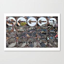 Traffic 05. Canvas Print