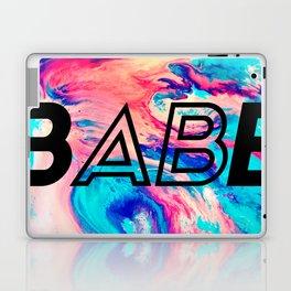 BABE Laptop & iPad Skin