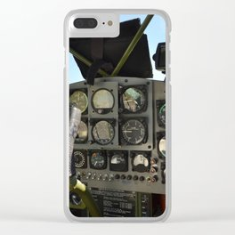 cockpit Clear iPhone Case