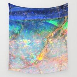 Ocean Opal Wall Tapestry