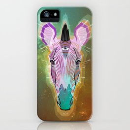 ZEBRA-MALIA iPhone Case