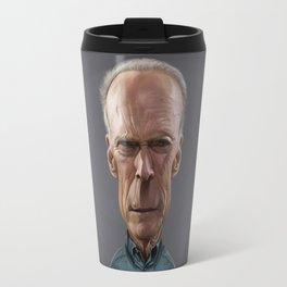 Clint Eastwood Travel Mug