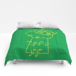 Re-Volt Comforters