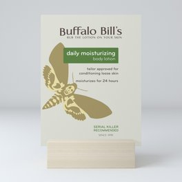 Buffalo Bil's Body Lotion Mini Art Print