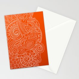 Hena II Stationery Cards