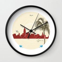 FIG. 6. Wall Clock