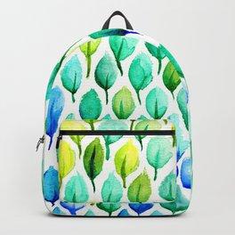 Cool Summer Green Backpack