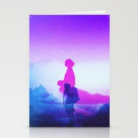 tolkien Stationery Cards featuring Wonder Never Cease by Stoian Hitrov - Sto
