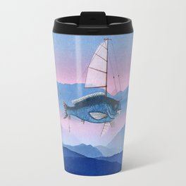 I want to fly Travel Mug
