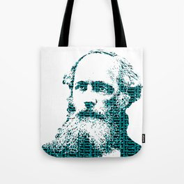 James Clerk Maxwell's Equations Tote Bag