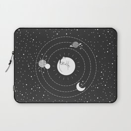 The Space Cat Laptop Sleeve