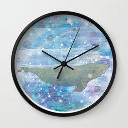 Illustration Friday: Round Wall Clock