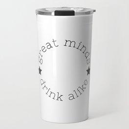 Great Minds Travel Mug