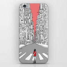 Lonely Metropolis iPhone & iPod Skin