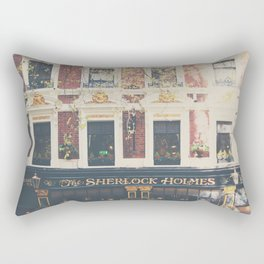 a pub with a difference ...  Rectangular Pillow