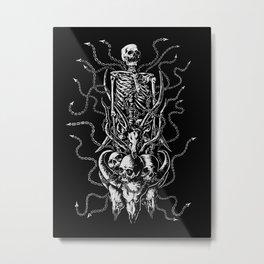 Cruel bondage Metal Print