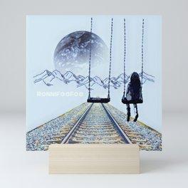 Foo Yonder Mini Art Print