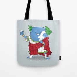 The Caesar and 42000 more Romans in the circus like this Tote Bag