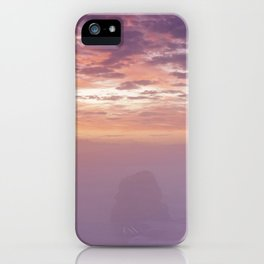 Gog and MaGog At Sunrise. 12 Apostles Along The Great Ocean Road. iPhone Case