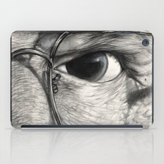 the eye of the beholder iPad Case