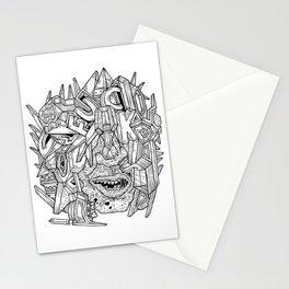 Geometric Mutations: FU*K Stationery Cards