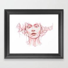 the return of the souls Framed Art Print