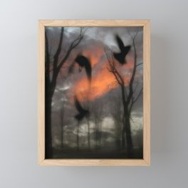 The Spirit Keepers Framed Mini Art Print