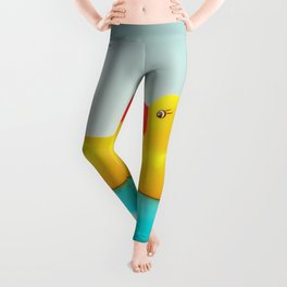 Rubber ducks Leggings