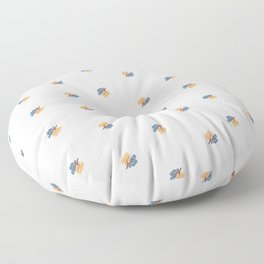 Fiery Lungs Floor Pillow