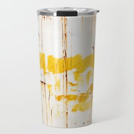 Rust & Paint Travel Mug