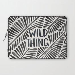 Wild Thing – Black Palette Laptop Sleeve