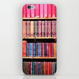 books iPhone Skin