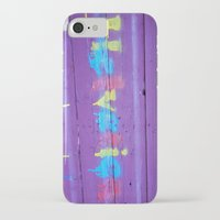 helvetica iPhone & iPod Cases featuring Helvetica Graffiti by Kelsey Horne Photographs