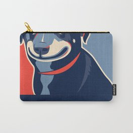 Whats up Dog Carry-All Pouch