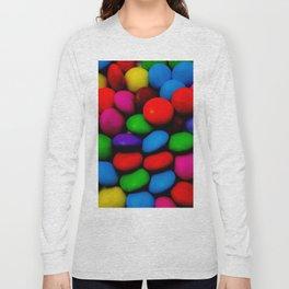 Smart   E    Abstract Long Sleeve T-shirt