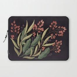 Evening Floral Laptop Sleeve