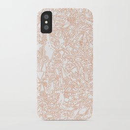 These Lines [We Draw] iPhone Case