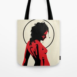 Witch of the sun Tote Bag