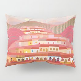Afternoon in Guatemala Pillow Sham