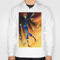 hetalia Hoodies featuring Where The Crazy Is by InsianCat