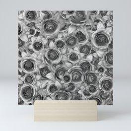 Faded Roses Mini Art Print