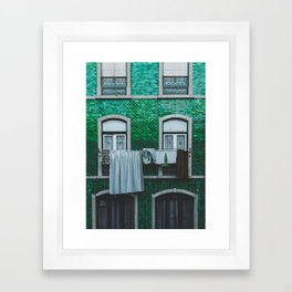 Lisbon, Portugal II Framed Art Print