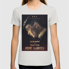 Peaky Blinders, Cillian Murphy, Thomas Shelby, BBC Tv series, gangster family T-shirt