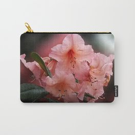 Tortoiseshell Wonder Rhododendron Carry-All Pouch