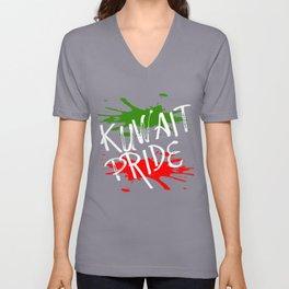 Kuwait Art Unisex V-Neck