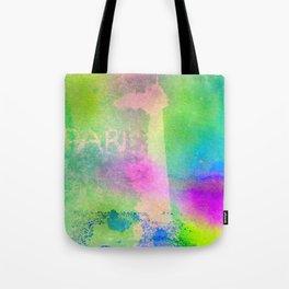 Paris Ozone Tote Bag