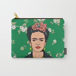 Frida Kahlo's Legacy Carry-All Pouch