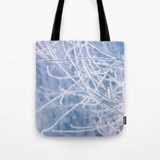 winter time Tote Bag