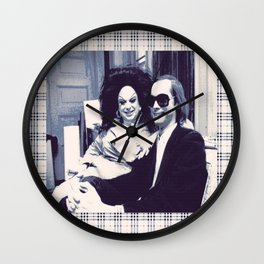 divineandwaters Wall Clock